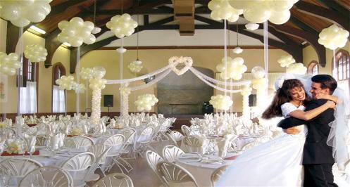 Tulsaballoons wedding decor junglespirit Gallery
