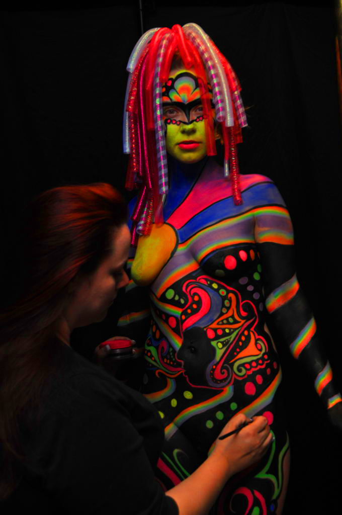 Body Painting Services