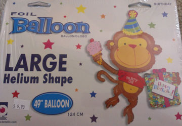 Other Mylar Balloons